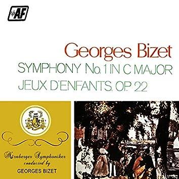 Symphony No. 1 In C Major / Jeux D'Enfants, Op. 22