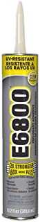 E6800 262011 UV Resistant Pro-Grade Adhesive Cartridge 10.2 fl oz