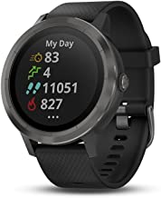 Garmin Vívoactive 3, GPS Smartwatch Contactless Payments Built-in Sports APPS, Black/Slate