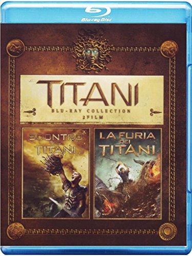 Titani - Scontro tra titani & La furia dei titani Italia