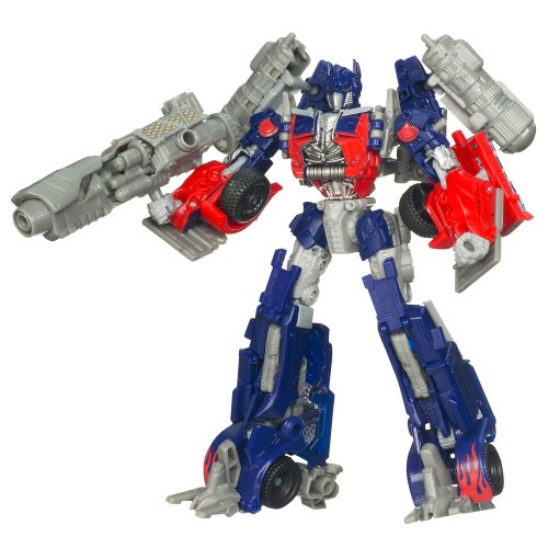 Transformers: Dark of The Moon - Mechtech Voyager - Optimus Prime [Toy] (Japan Import)
