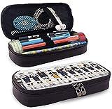 Gsixgoods Mäppchen Pencil Case Big Capacity High Capacity Pen Pencil Pouch Box Organizer Portable Bag Holder with Zipper - Anime Haikyuu!!