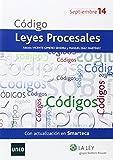 Código de Leyes Procesales 2014 (Códigos La Ley)