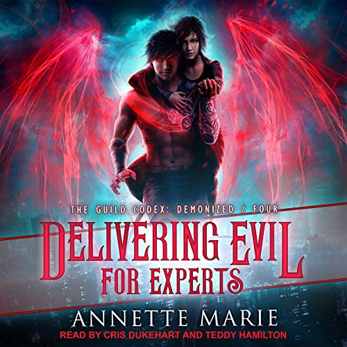 Delivering Evil for Experts Audiobook By Annette Marie cover art