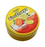 Woogie - Bonbons mit Zitronen- und Orangengeschmack 175g -