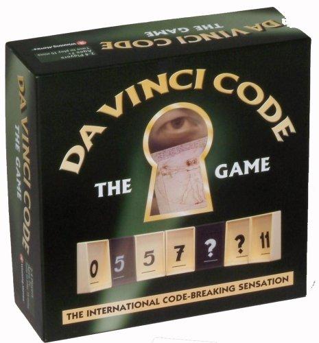 Da Vinci Code Game