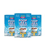 Poop Like A Champion® Highest fiber content per 30g than any other cereal on the market 100% of daily fiber in 1.6 servings - NO Wheat - Keto friendly - Low Carb -100% Gluten FREE (3)
