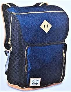 Kelty Boulder Laptop Backpack - Solid Navy Blue (12.5W x 19Hx7.5D)