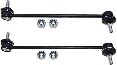 DLZ 2 Pcs Front Suspension Kit-2 Sway Bar Compatible with Ford Escape 2005-2012, Mazda Tribute 2005-2011, Mercury Mariner Eclipse Endeavor Galant 2004-2012, Toyota Rav4 2001-2005 K80296