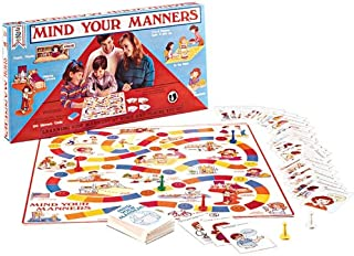 Mind Your Manners Game
