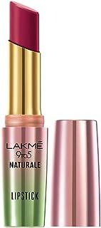 Lakmé 9 to 5 Naturale Mette Lipstick NR 6 Rose Velvet