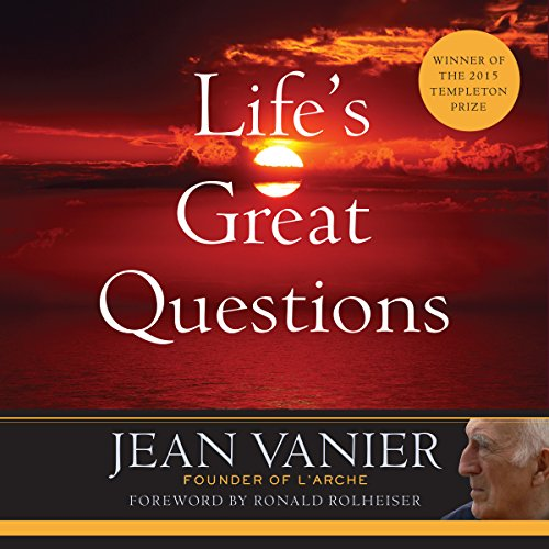 Life's Great Questions audiobook cover art