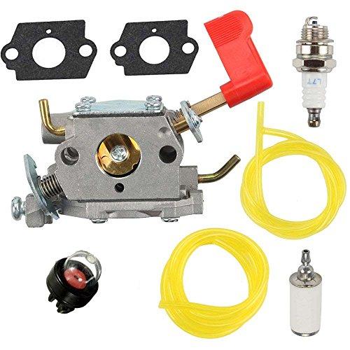 Carburateur Filtre à air pour ZAMA Poulan PPB32SST PP446ET PPB300E PPB250E Trimmer