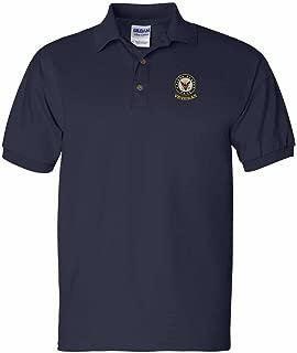 us navy polo