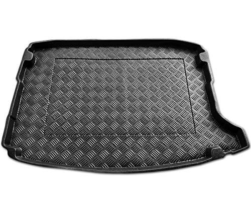 Protector Maletero PVC Compatible con Seat ATECA (Suelo Unico) (Desde 2016) + Regalo | Alfombrilla Maletero Coche Accesorios | Ideal para Perro Mascotas