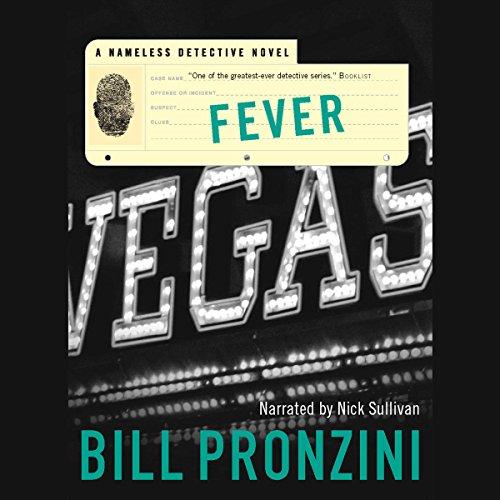Fever audiobook cover art