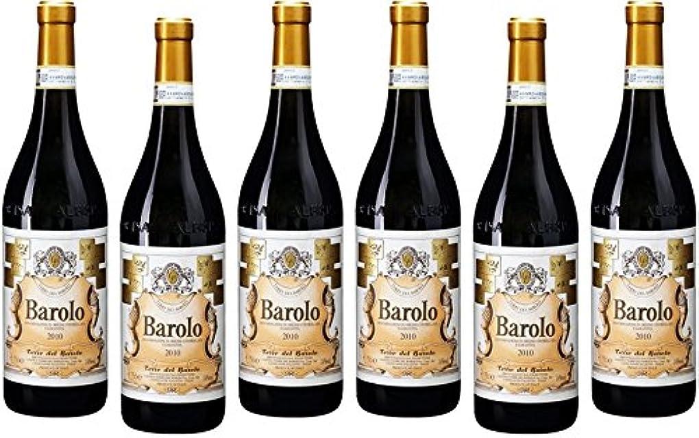 [6本セット] バローロ(Barolo) 2012 赤 イタリア 750ml×6本