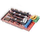 Stampante 3D Ramps1.4 Controller Scheda per Reprap Prusa Mendal Arduino Mega2560