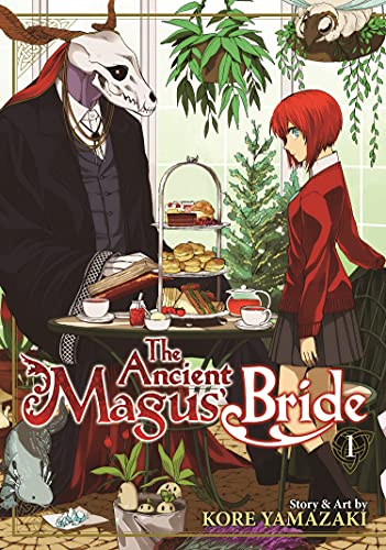 The Ancient Magus' Bride 1: Volume 1