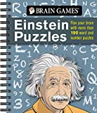 Brain Games - Einstein Puzzles: Flex Your Brain with More Than 190 Word and Number Puzzles