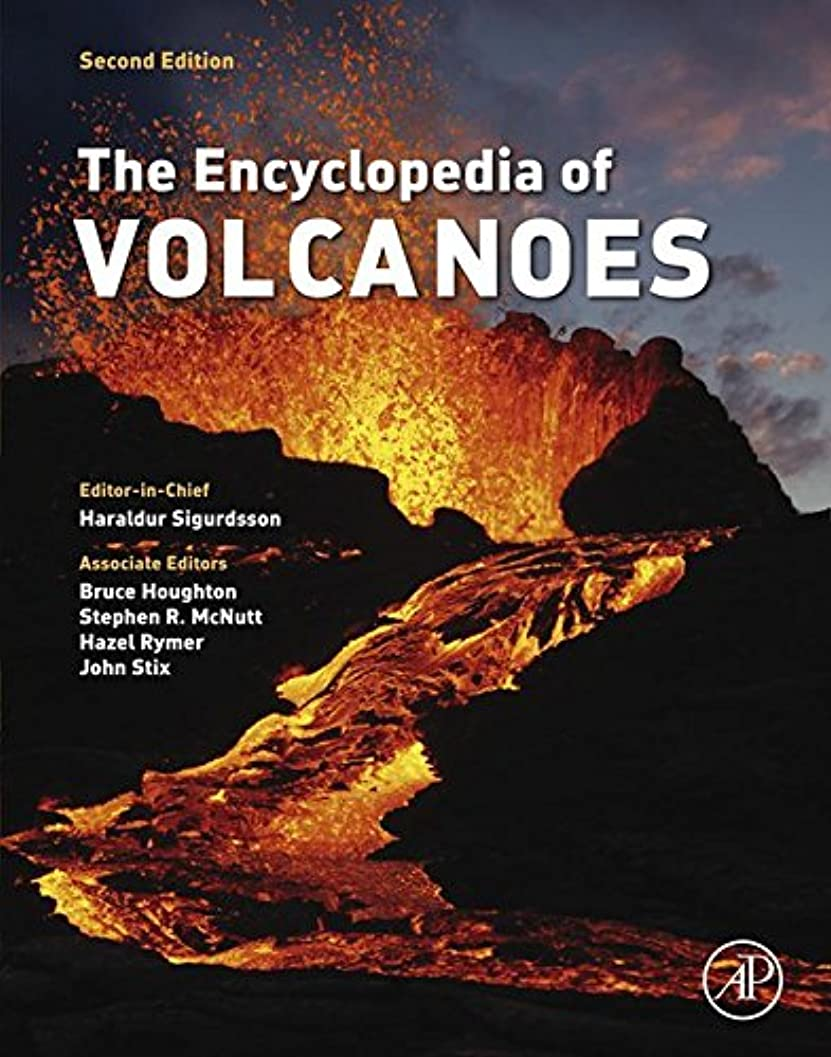 最初に東方確立The Encyclopedia of Volcanoes (English Edition)