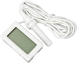SODIAL(R) Mini Termometro Higrometro Digital LCD