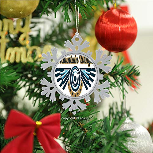 SUPNON Mountain Bike and/Christmas Ornament 2020 Xmas Tree Topper Hanging Decoration Merry Christmas Elk Snowflake Gifts for Home Festival Fantastic Romantic Indoor Decor №W0303995