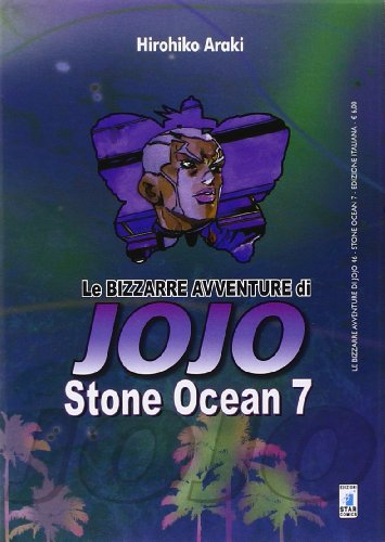 Stone ocean. Le bizzarre avventure di Jojo (Vol. 7)