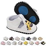 scarpe neonato ciabatte primi passi morbida pelle scarpine prima infanzia suola scamosciata sneakers casual antiscivolo carino colorate animali scarpe neonato neonata 0-18 moris