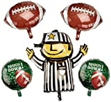 Anagram International BOUQUET FOOTBALL, One size, Multicolor,53619