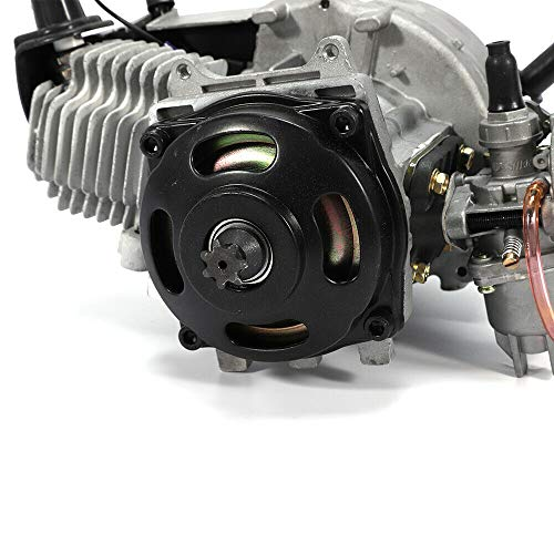 47CC/49CC 2-stroke Engine Motor Pocket    ATV Mini Dirt Bike Pit Bicycle Scooter Moped Engine Part USA