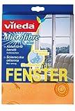 Vileda 120725 - Bayeta de microfibra para limpiar cristales
