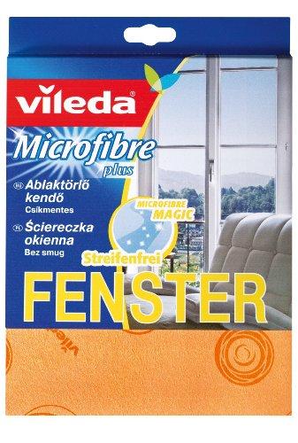 Vileda Glas- und Fenstertuch, 1er Pack