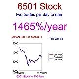 Price-Forecasting Models for Hitachi Ltd 6501 Stock (Nikkei 225 Components) (English Edition)