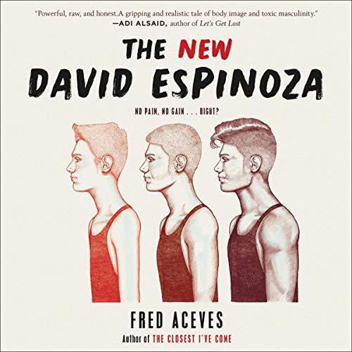 Page de couverture de The New David Espinoza