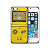 Protective bumper case made from rubber(TPU) material and a metal insert Excellent grip and protection from drops Slim and light weight Fits Iphone 5 SE