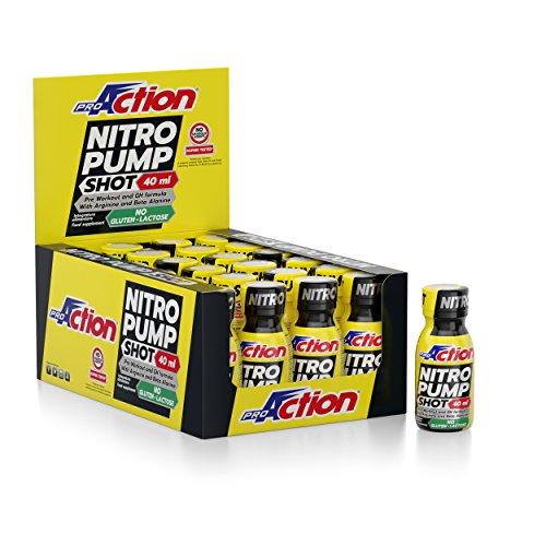 ProAction Nitro Pump (confezione da 24 flaconcini da 40 ml)