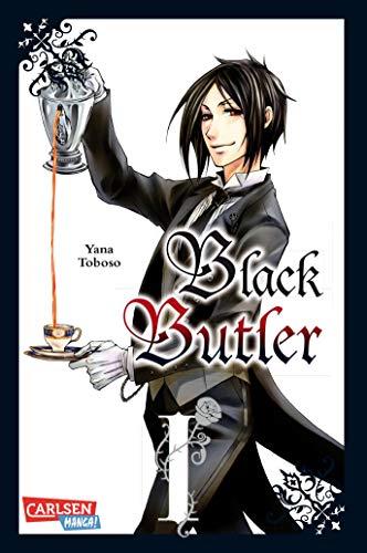 Black Butler 1: Paranormaler Mystery-Manga im viktorianischen England