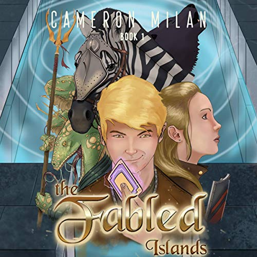 The Fabled Islands cover art