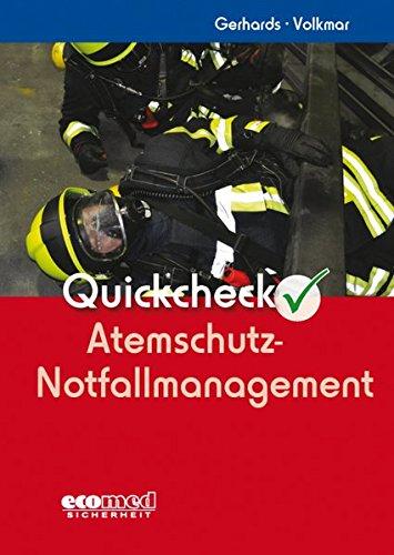 Quickcheck Atemschutz-Notfallmanagement