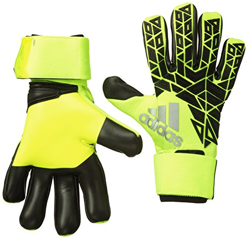 adidas Torwarthandschuhe ACE Pro, solar yellow/Black, 12