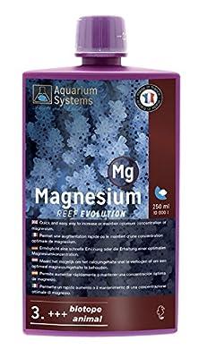 Aquarium Systems Reef Evolution Magnésium en Liquide pour Aquariophilie 250 ML
