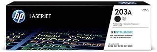 HP 203A (CF540A) Original Toner (für HP LaserJet Pro M254, HP LaserJet Pro M280, HP LaserJet Pro M281) schwarz