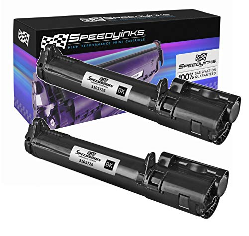 Speedy Inks Compatible Toner Cartridge Replacement for Dell 310-5726 K5362 High-Yield (Black, 2-Pack)