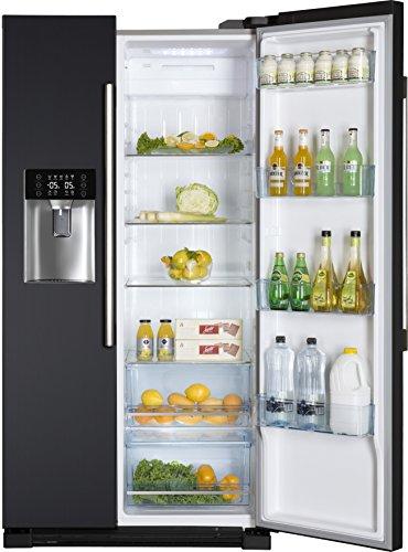 Haier HRF-628IN6 Side-by-Side/A+ / 179 cm de hauteur / 420 kWh/an/réfrigérateur 375 L/partie...