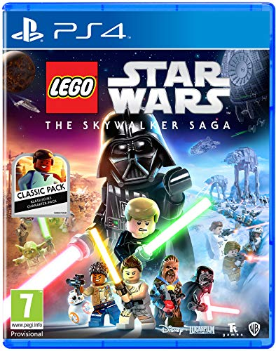 LEGO Star Wars: Die Skywalker Saga (Playstation 4) [AT-PEGI]