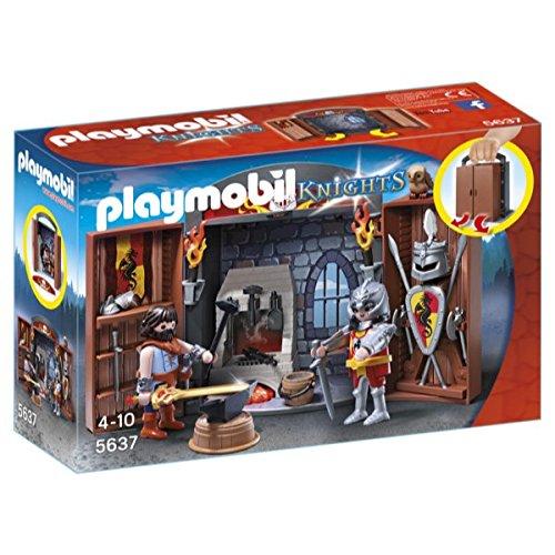Playmobil plymobil Knights Bottega Swords 5637