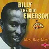 Move Baby Move by Billy the Kid Emerson