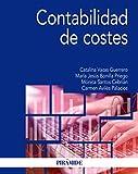 Contabilidad de costes (Economía y Empresa)