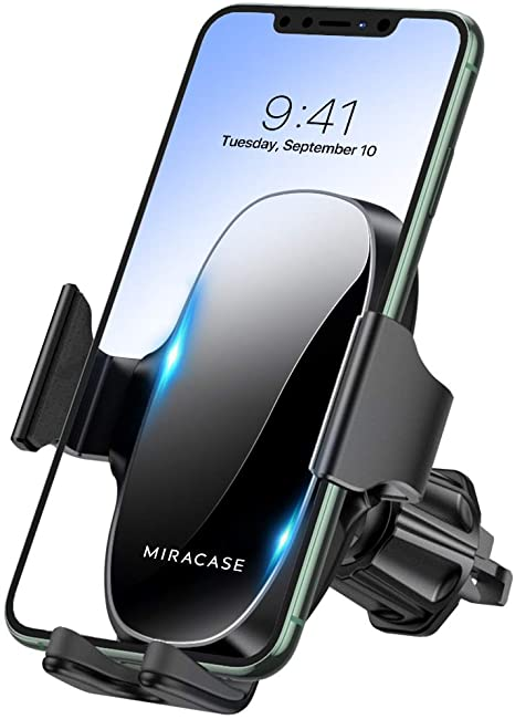 Miracase Car Phone Mount, Air Vent Cell Phone Holder for Car